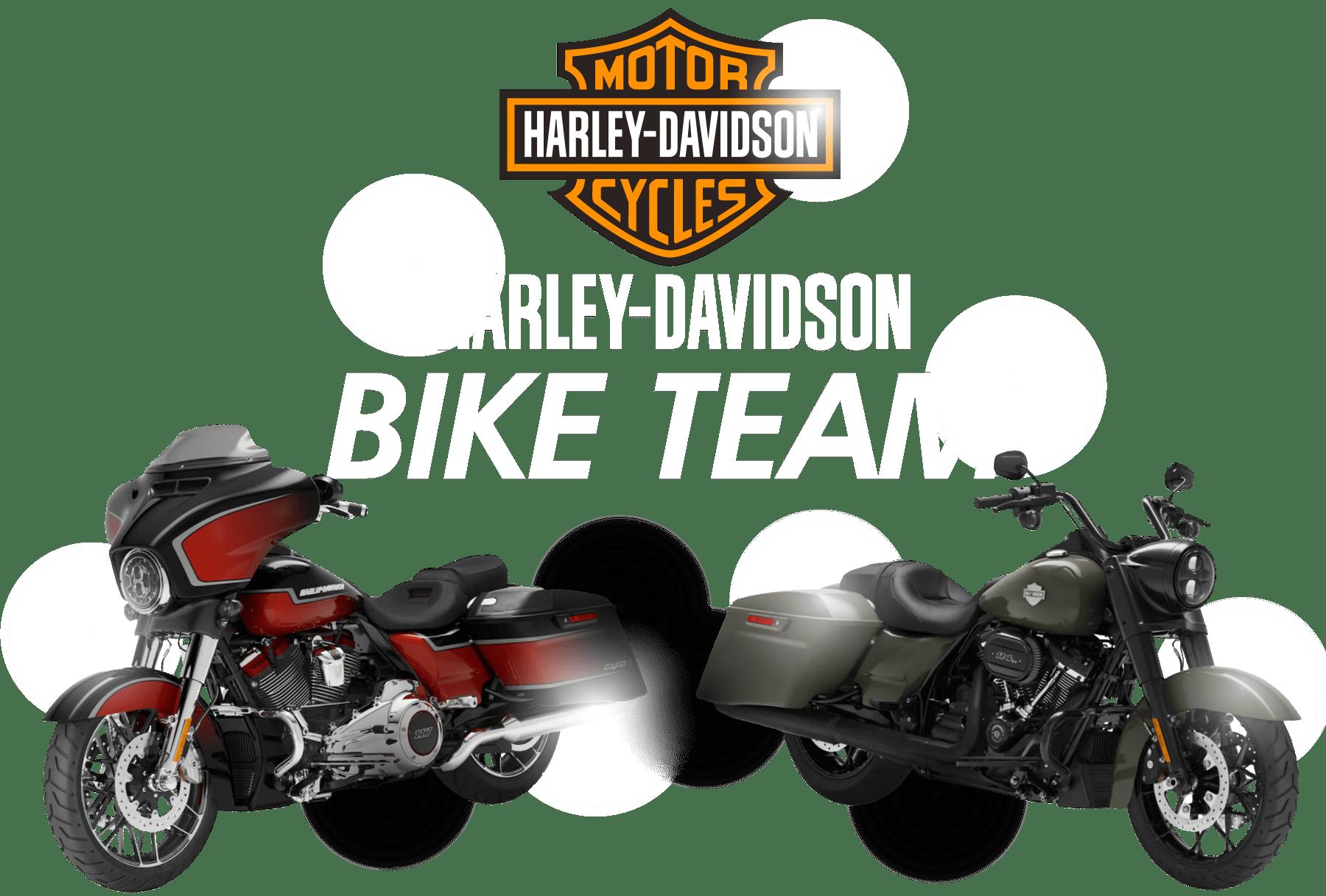 ハーレーダビットソン・Harley-Davidson|アメリカンバイクチーム刺繍