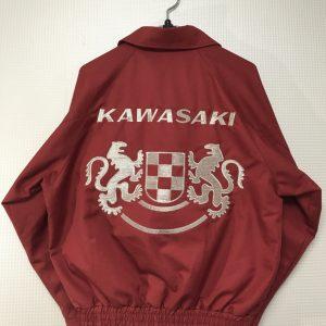 KAWASAKIライダーに大人気!