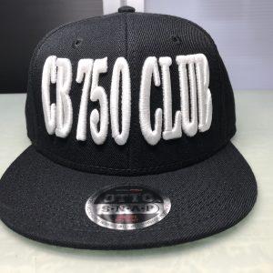 CB750CLUB 3D刺繍キャップ