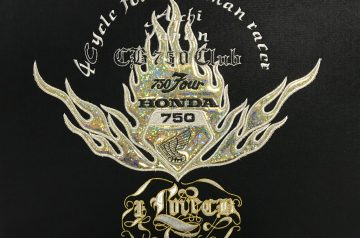 CB750CLUB サンプル作製