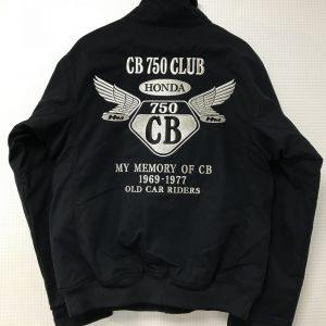 名古屋CB750CLUB様 冬用ブルゾン刺繍