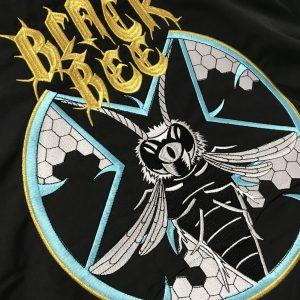 BLACK BEE 蜂好きの方へのプレゼント!1着のみ!