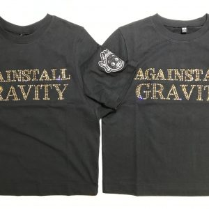 "Mr.Children Dome Tour 2019 ""Against All GRAVITY""名古屋  ミスチルドームコンサートツアー 応援Tシャツ スワロフスキーラインストーン"