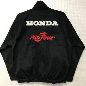 HONDA 750Four の刺繍