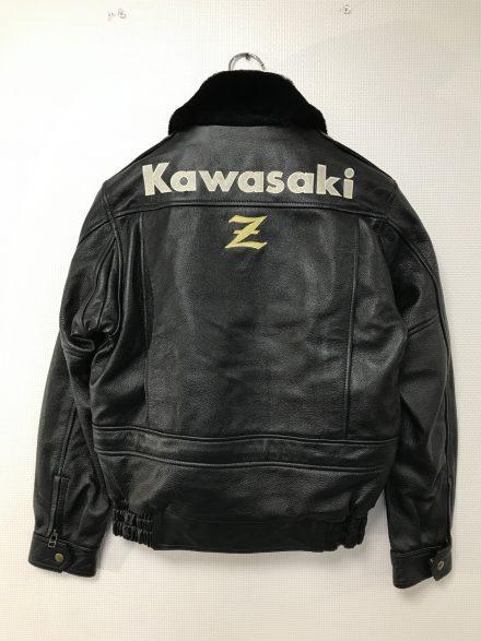 Kawasaki Z  カドヤ革ジャン