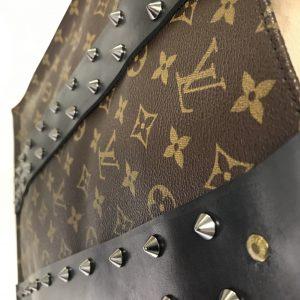 ルイ・ヴィトンLouis Vuitton持ち手カスタマイズつづき!