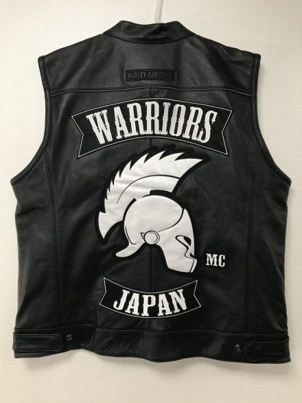 WARRIORS JAPAN様