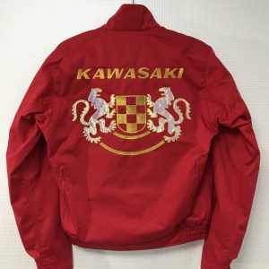 KAWASAKI 向かい獅子 シェル生地使用