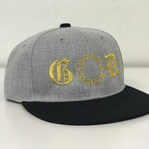 TEAM GOD HARLEY-DAVIDSON キャップ刺繍加工