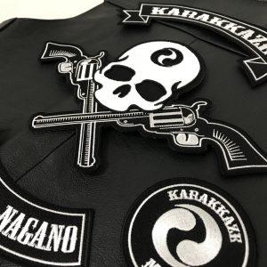 KARAKKAZE JAPAN MC NAGANO様 MCパッチ