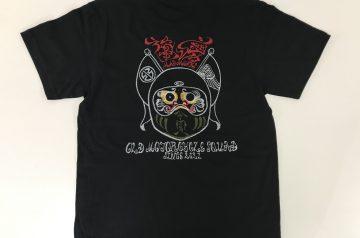 達磨様 Tシャツ刺繍加工