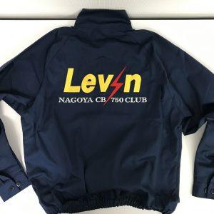 麗鬢 Levin様 G2オリジナルスイングトップ&刺繍加工